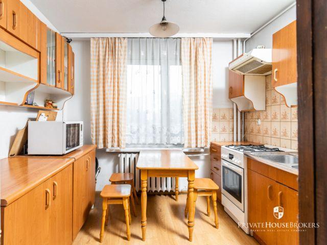3 przestronne pokoje + osobna kuchnia / doskonała inwestycja