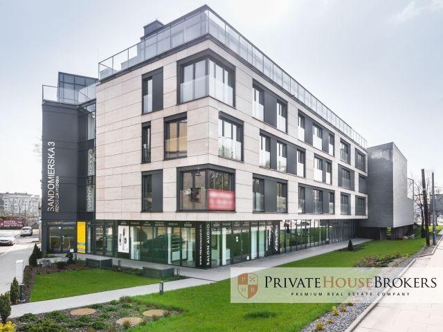 Commercial space for rent Sandomierska street 162 sqm