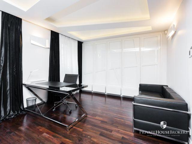 6-pokojowy apartament w zacisznej okolicy