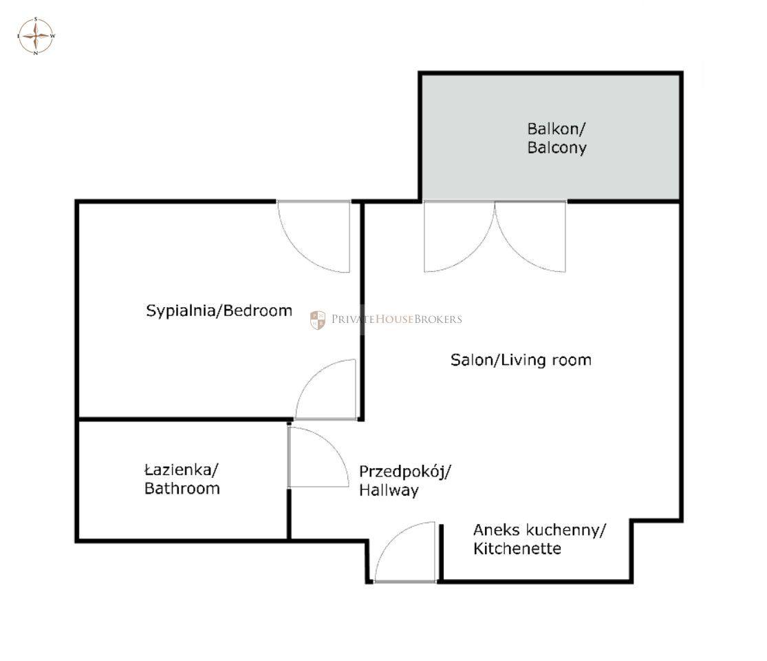 Nowoczesne mieszkanie zaraz przy Dworcu Głównym