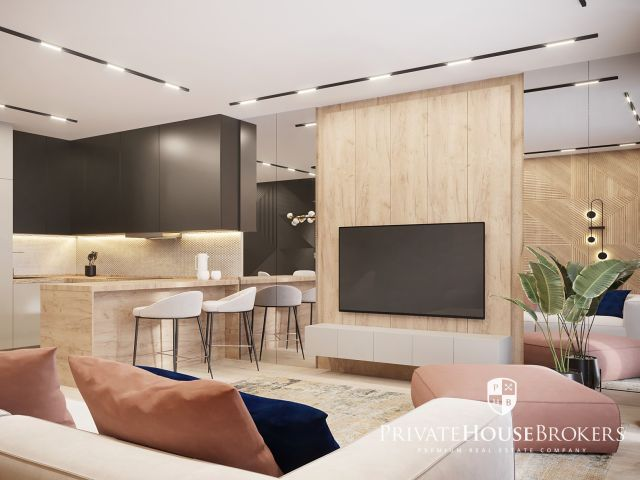 3-pokojowe mieszkanie w inwestycji Przestrzenie Banacha
