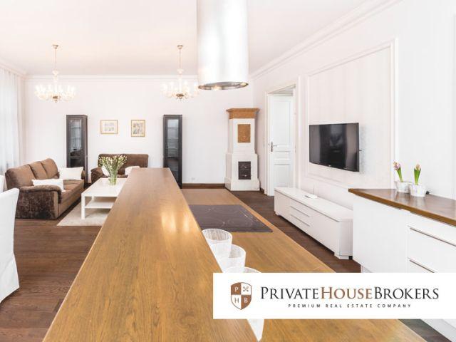 Main Square, Szewska St., 112m²: Elegant and stylish 3-room apartment
