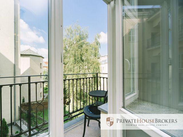 Luksusowy apartament w Drukarni Narodowej