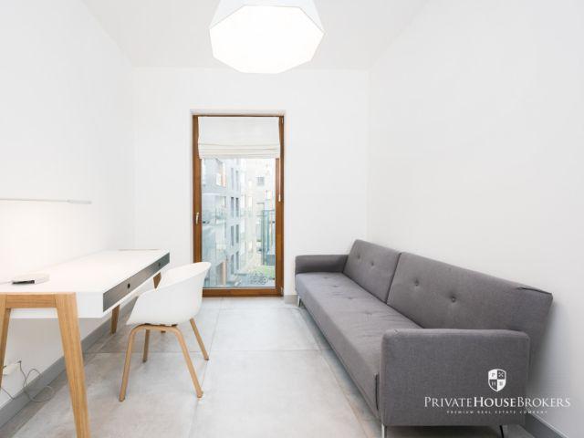 Air-conditioned 3room apartment in Novum