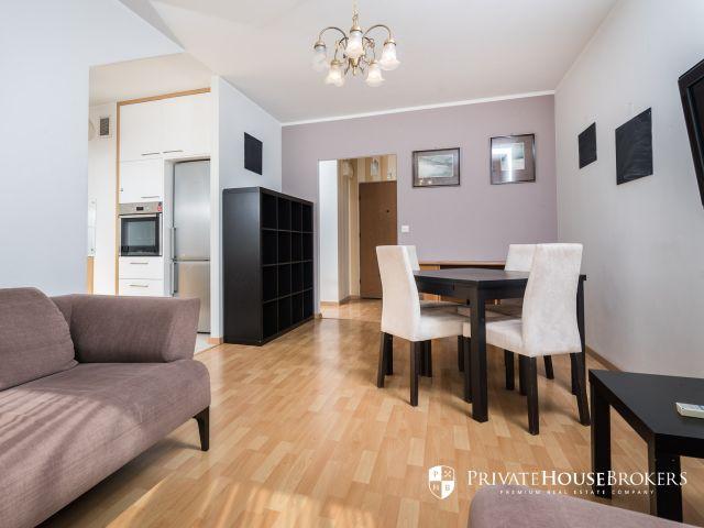 Ruczaj, Raciborska, 48m²: piękne 2 pokoje z garderobą blisko Czerwone Maki