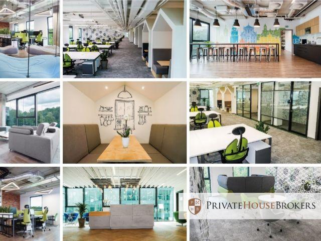 Luksusowy biurowiec idealny dla Twojej firmy w doskonałej lokalizacji w centrum Krakowa