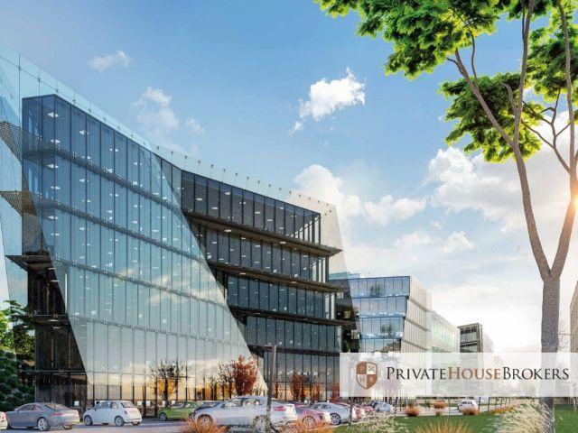 Ergonomiczne, ultranowoczesne, ekologiczne biura w Krakowie. Kompleksowe wykończenie powierzchni!
