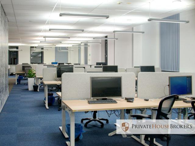 Gotowe, umeblowane, nowoczesne i elastyczne biuro dla 30 pracowników. Brak dodatkowych opłat!