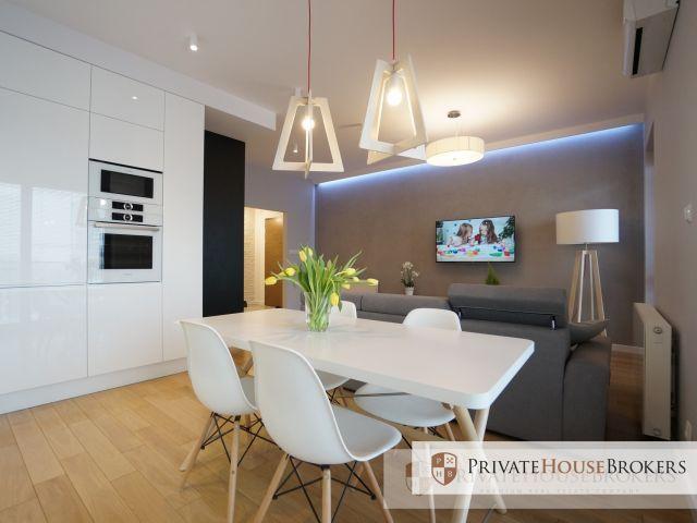 Piękne mieszkanie w Apartamentach Novum