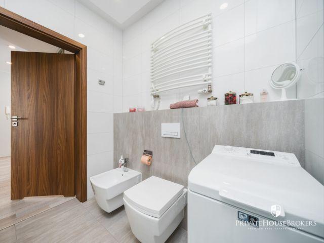 Zamoyskiego, 50m²: luksusowe 2 pokoje z garażem   Rondo Matecznego