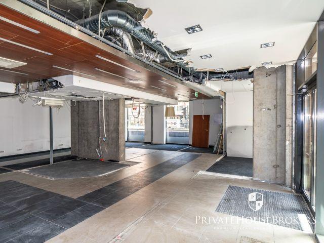Lokal handlowo- usługowy Szlak/Pawia 156 mkw