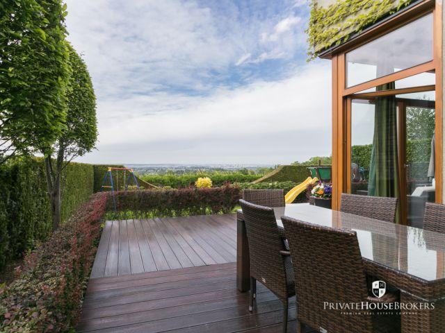Beautiful home with charming garden - Parkowe Wzgórze