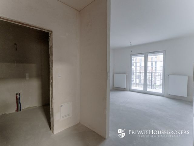 Apartment in new investment 33 sqm Rakowicka street