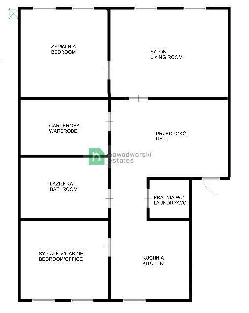 Mieszkanie na sprzedaż Wrocław, Śródmieście / Nadodrze ul. Wojciecha Cybulskiego  Wyjątkowe mieszkanie przy Cybulskiego  floorplan