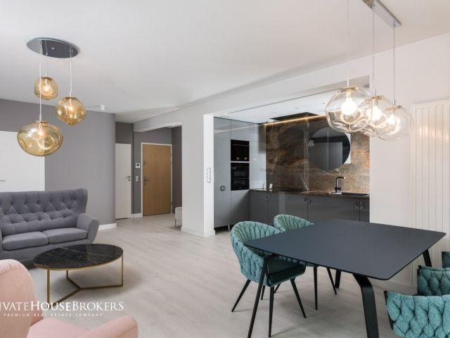 Chopina, 91m²: piękne, luksusowe 3 pokoje w centrum Krakowa