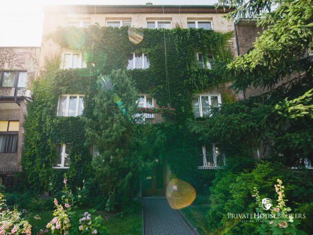 Prądnicka 66, 60m²: przestronne 2 pokoje z widokiem na ogród