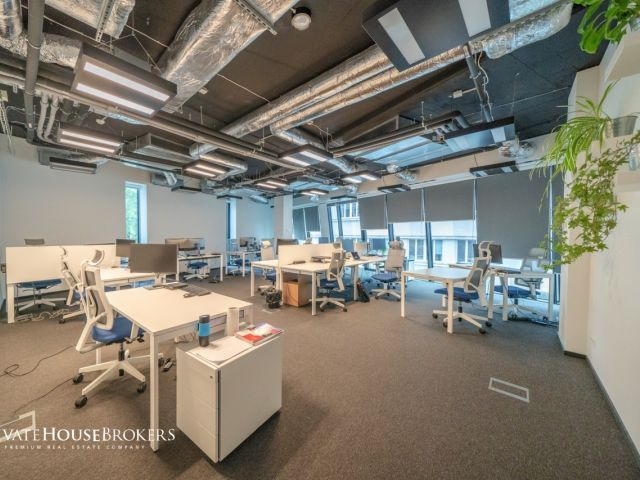 Office space in city center 320 sqm