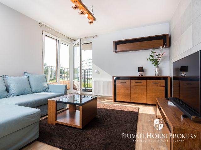 Bajeczna, 82m²: nowe 4-pokojowe mieszkanie z garażem