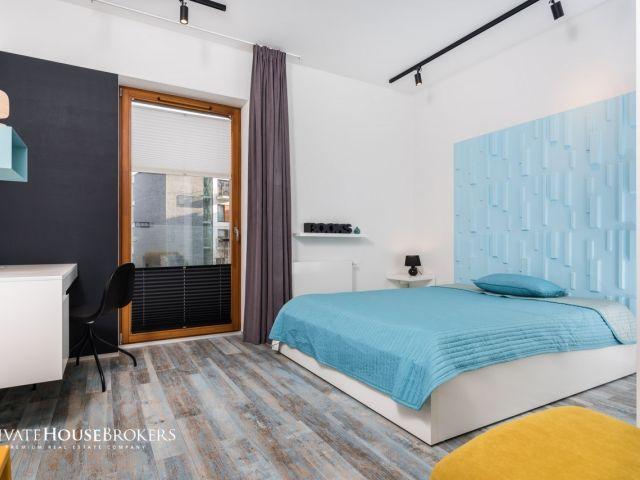 Stylowy one bedroom w centrum miasta