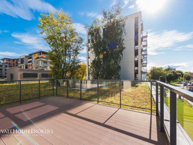 3pok apartament z dużym tarasem - Nowa 5 Dzielnica
