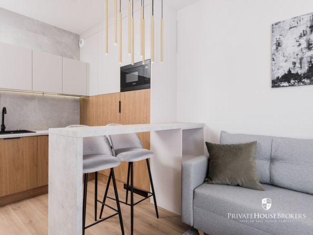 Nowoczesne, nowe mieszkanie przy ul. Rakowickiej