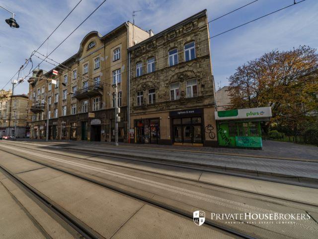 Lokal handlowo- usługowy Kazimierz ulica Krakowska 114 mkw