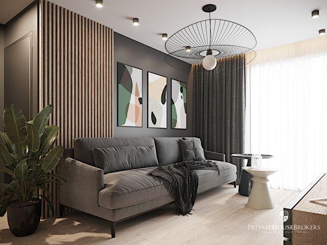 2-pokojowe mieszkanie w Browarze Kleparz