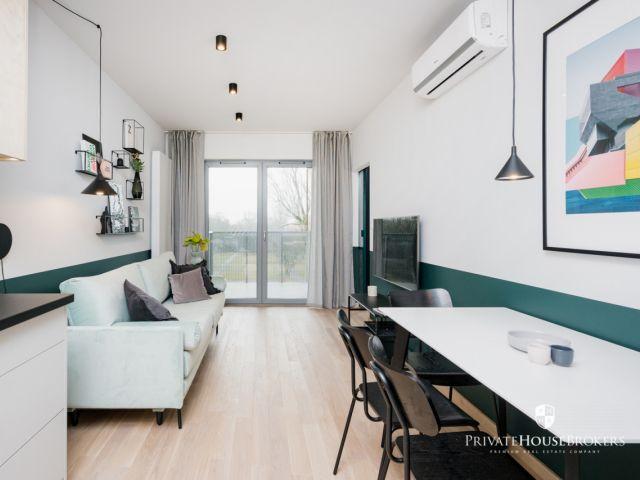 Comfortable one bedroom apartment at Prandoty street
