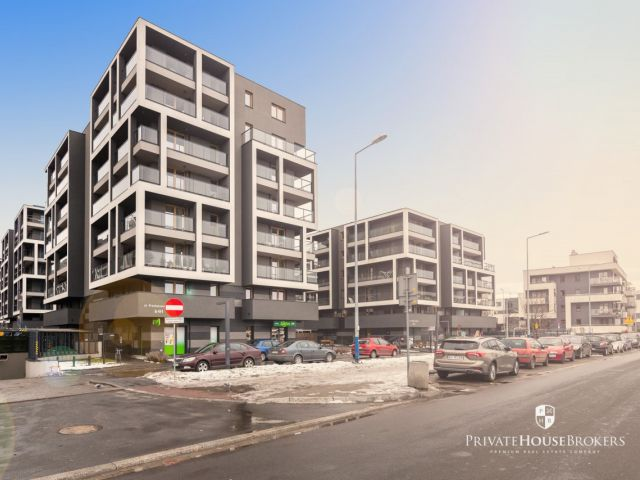 3 pokojowe, wykończone mieszkanie w doskonałej lokalizacji - ul. Stanisława Przybyszewskiego