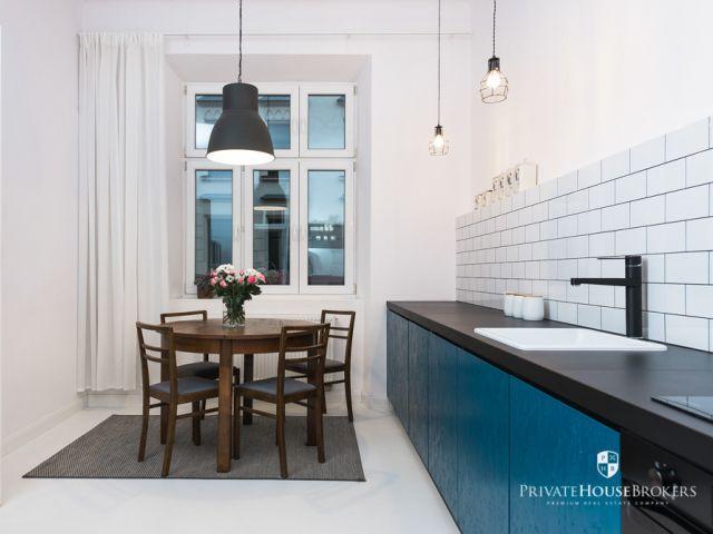 Designerskie mieszkanie na Starym Mieście ul.Dwernickiego/Grzegórzecka 62m2
