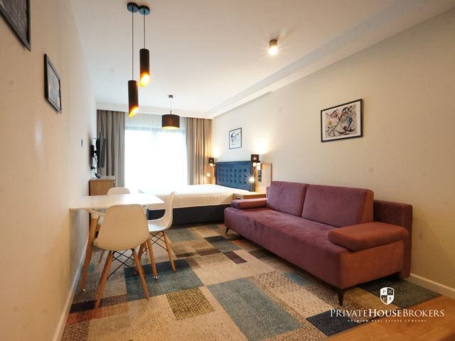 Cozy studio apartment - 100 meters from the boulevard on the Vistula River