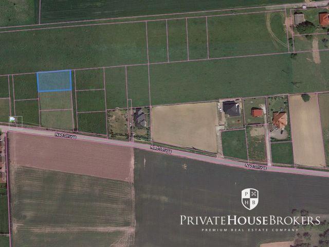 9 acres plot for sale in Michałowice near Kraków