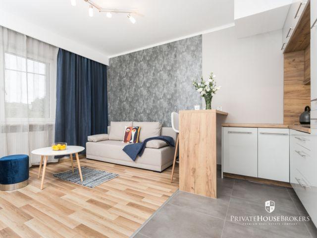 Modern apartment in Płaszów district