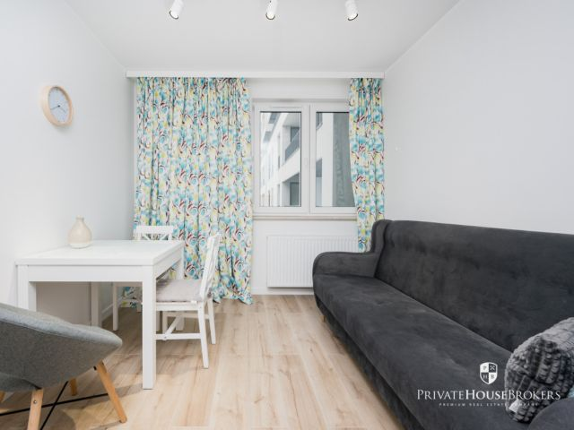 Cozy one-bedroom apartment in Zabłocie district - Romanowicza street