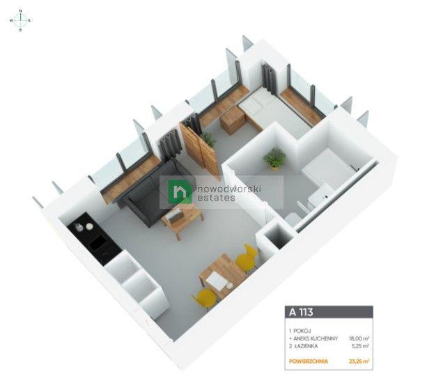 Mieszkanie na sprzedaż Wrocław, Fabryczna / Popowice ul. Legnicka  2 pokojowy mikroapartament I dla inwestora I bez prowizji I ul. Legnicka  floorplan