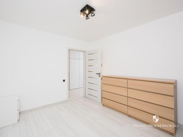 4 Pokojowe mieszkanie przy ul. Lea