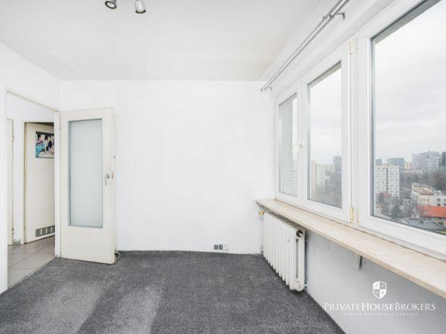 11 piętro / widok na panoramę Krakowa / ul. Meissnera