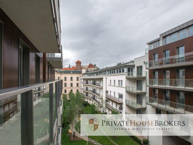 Angel Wawel - Luxurious development in the Old Town