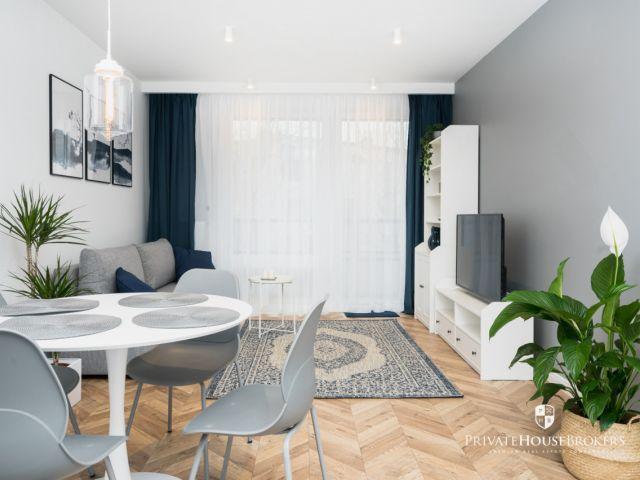 Nowe dwupokojowe mieszkanie przy ul.Chełmońskiego - Bronowice Residence