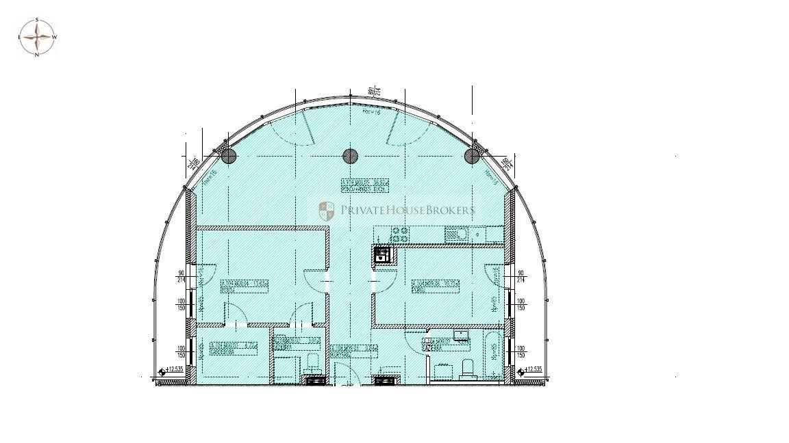 Wyjątkowy apartament w nowo powstającej inwestycji Noble Residence w sercu Starego Miasta