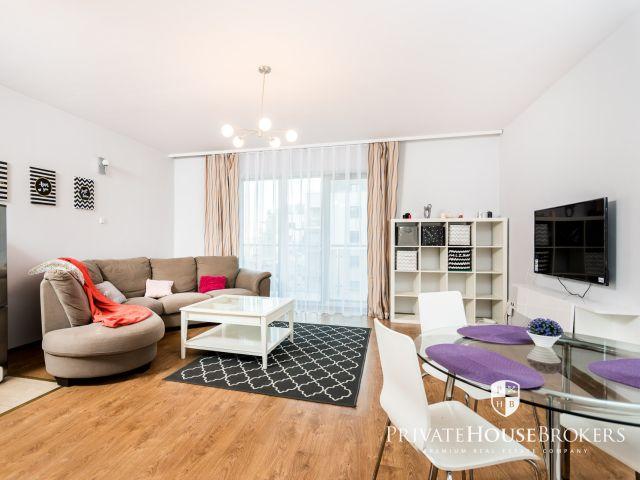 3-pokojowy apartament w Wiślanych Tarasach!