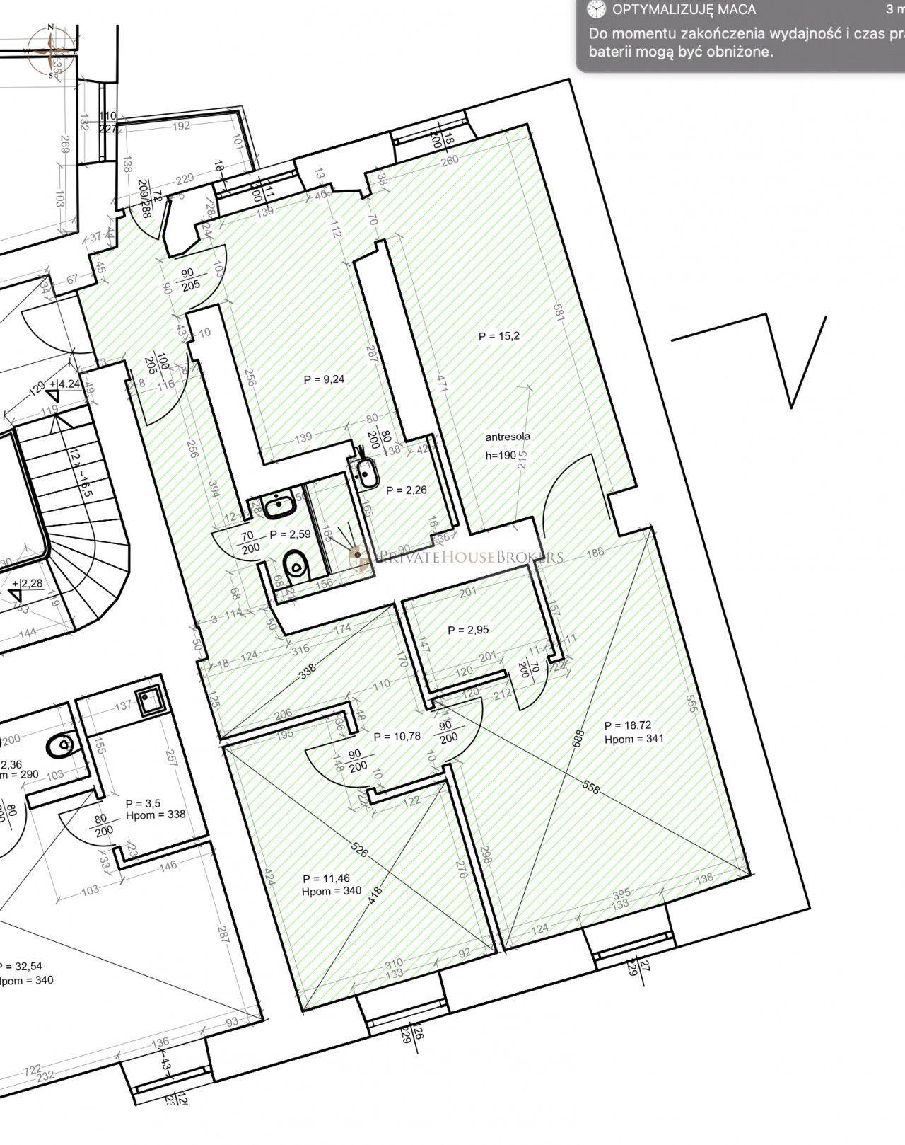 Lokal biurowy Rakowicka 75 mkw wysoki standard