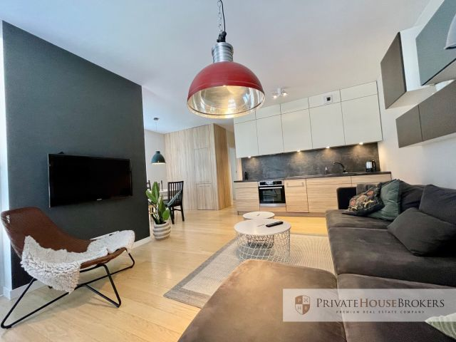 Nowe mieszkanie w inwestycji Riverside na Zabłociu