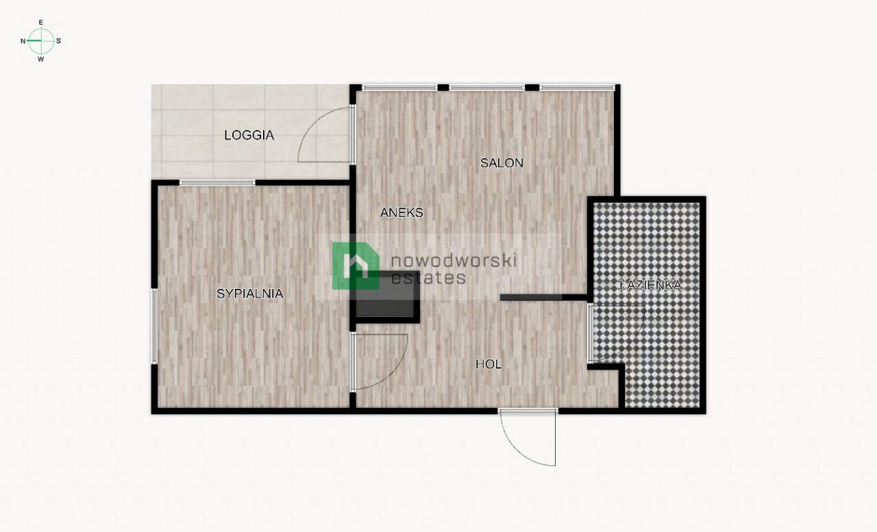 Apartment to Rent Warszawa, Wola Wolska St. Luksusowy apartament w inwestycji City Link floorplan