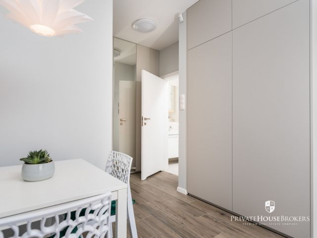 Modern studio apartment in ceter of Krakow