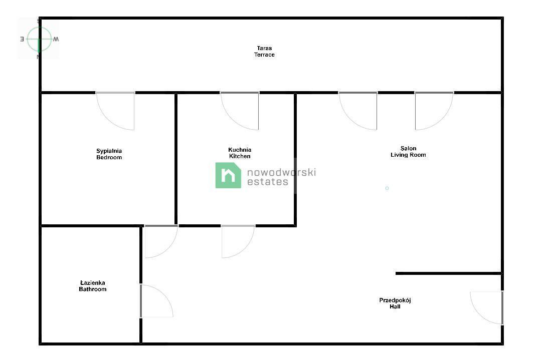 Apartment to Rent Kraków, Śródmieście / Stare Miasto Rakowicka St.  LUXURY APARTMENT IN A TWO- FAMILY BUILDING  floorplan