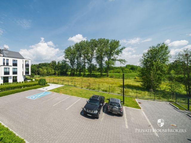 Morelowa, 75m²: piękny 3-pokojowy apartament z tarasem | Wola Justowska