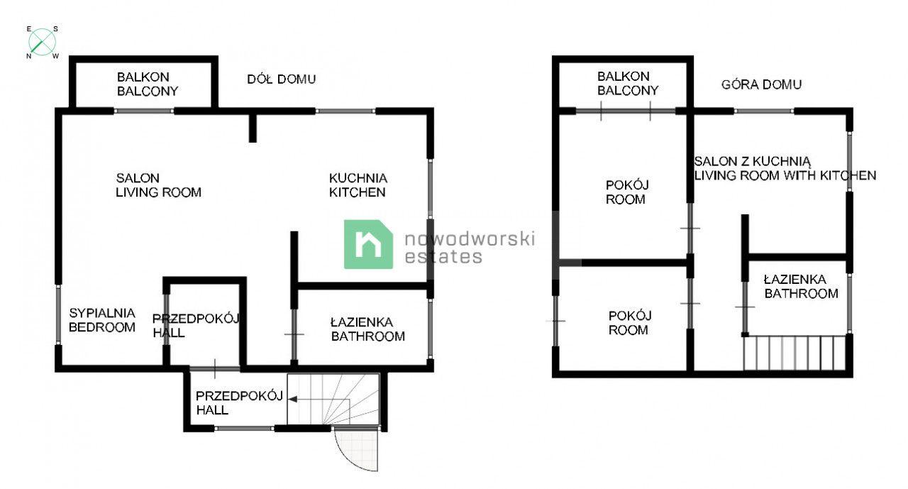 Dom na sprzedaż Wrocław, Psie Pole / Karłowice ul. Bohdana Zaleskiego  Dom z ogrodem i dwoma garażami  floorplan