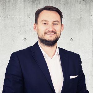 Łukasz Zborowski Starszy Specjalista ds. Sprzedaży i Wynajmu Nieruchomości