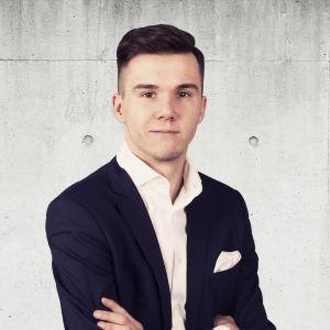 Adrian Paliś Specjalista ds. Sprzedaży i Wynajmu Nieruchomości